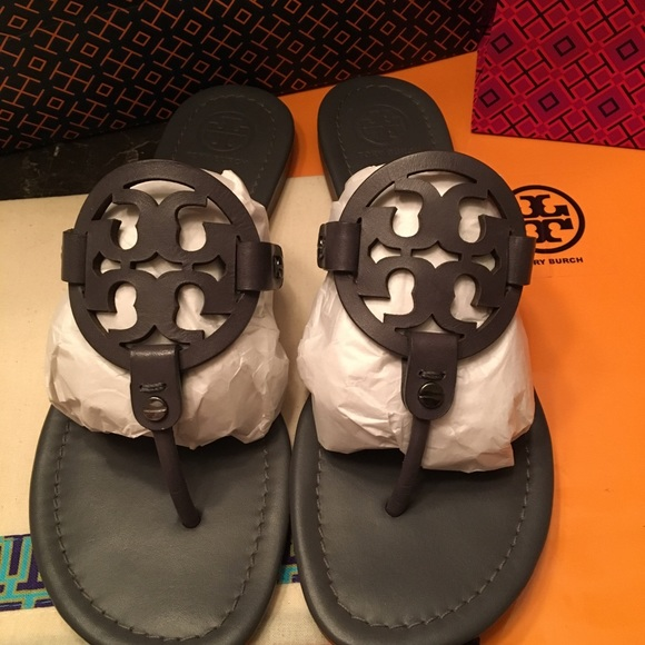 60bc85453823f9 Tory Burch Shoes - Tory burch miller Sandal  size 8